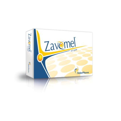 Integratore Alimentare Naturale Zavomel Capsule